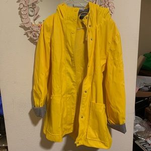 Top shop rain jacket